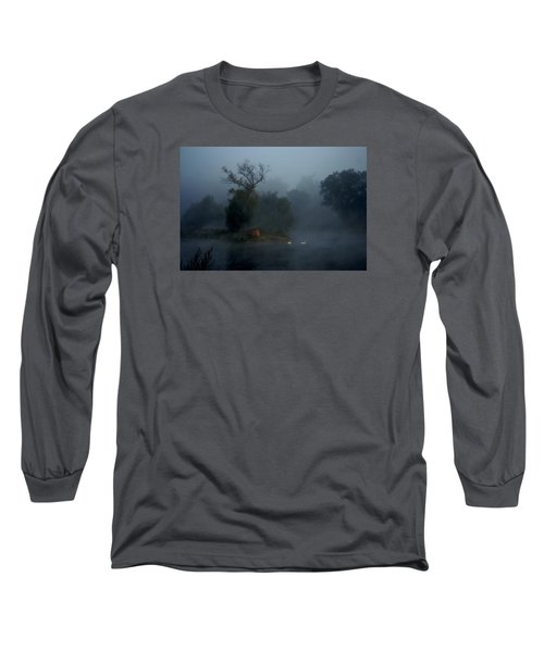 Long Sleeve T-Shirt featuring the photograph Photo By Yossi Danielzon by Meir Ezrachi