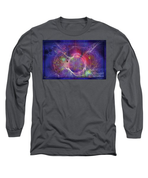 Photon-rings Long Sleeve T-Shirt