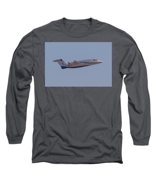 Piaggio P-180 Long Sleeve T-Shirt