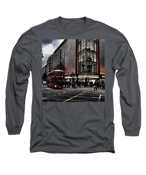 Piccadilly Circus Long Sleeve T-Shirt