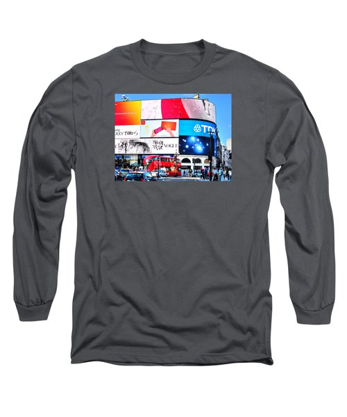 Piccadilly Magic Long Sleeve T-Shirt by Andreas Thust