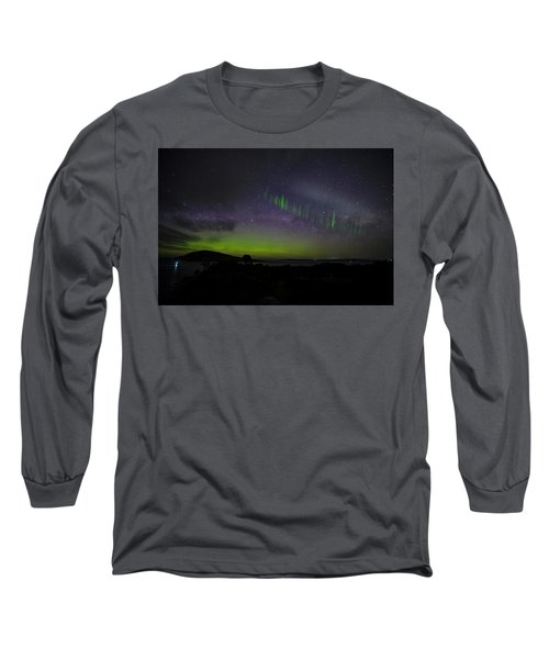 Long Sleeve T-Shirt featuring the photograph Picket Fences by Odille Esmonde-Morgan