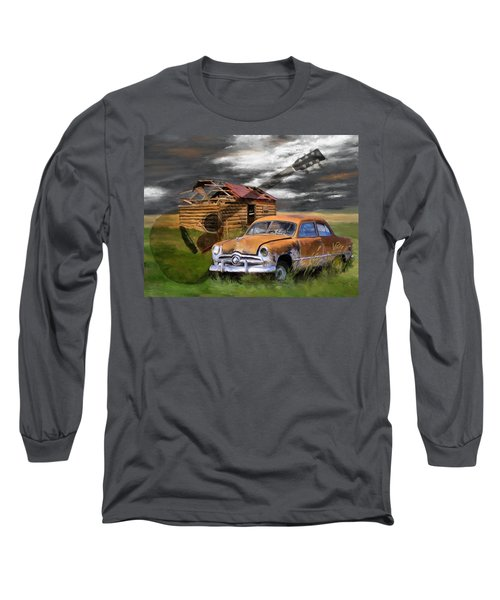 Pickin Out Yesterday Long Sleeve T-Shirt