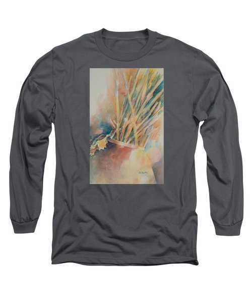 Pickup Sticks Long Sleeve T-Shirt by Lee Beuther