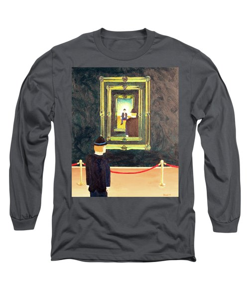Pictures At An Exhibition Long Sleeve T-Shirt