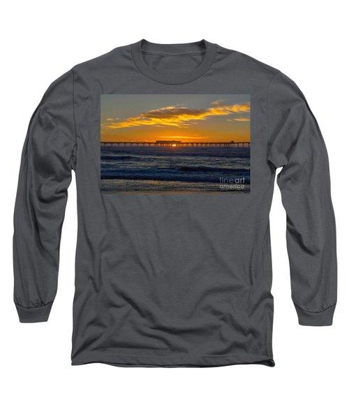 Pier Cafe Long Sleeve T-Shirt