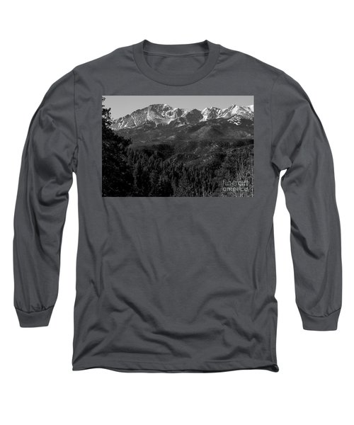 Pikes Peak Spring Long Sleeve T-Shirt