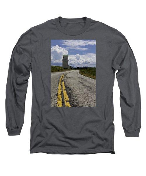 Pillsbury Elevator Long Sleeve T-Shirt