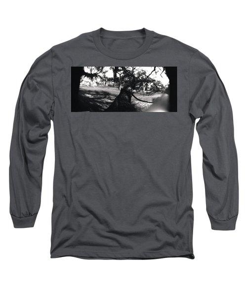 Pin Hole Camera Shot 1 Long Sleeve T-Shirt