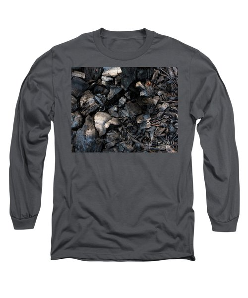 Pine Cone Cinders Long Sleeve T-Shirt