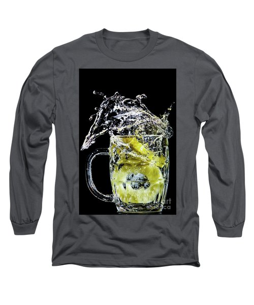 Pineapple Splash Long Sleeve T-Shirt