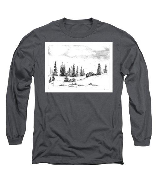 Pinetree Cabin Long Sleeve T-Shirt