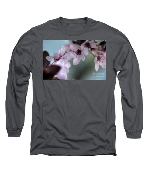 Long Sleeve T-Shirt featuring the photograph Pink Blossoms by Jim and Emily Bush