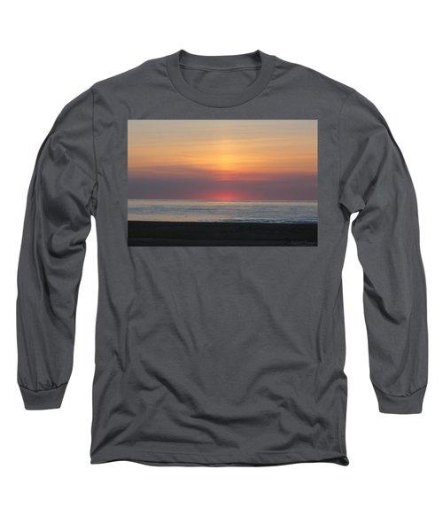 Pink Dawn Long Sleeve T-Shirt