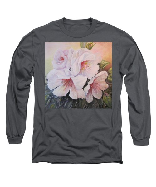Pink Mist Long Sleeve T-Shirt