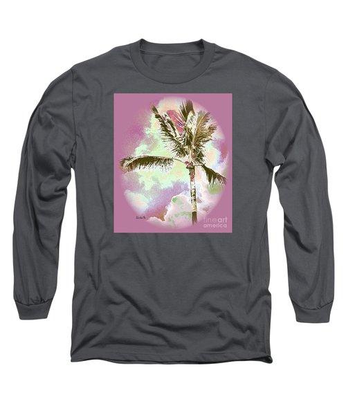 Pink Skies Long Sleeve T-Shirt