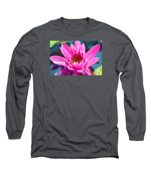 Pink Wonder Long Sleeve T-Shirt