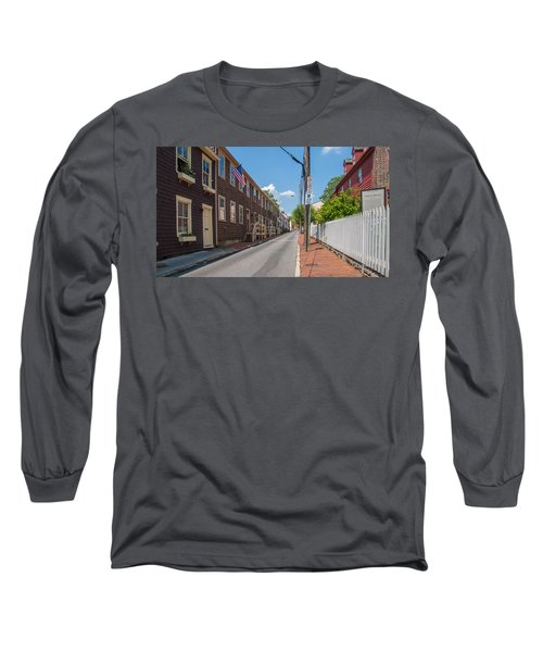 Pinkney Street Long Sleeve T-Shirt