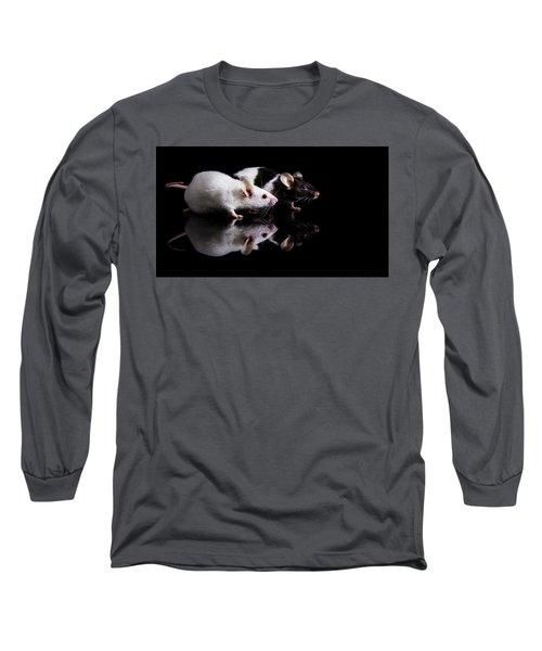 Pinky And Dot Long Sleeve T-Shirt