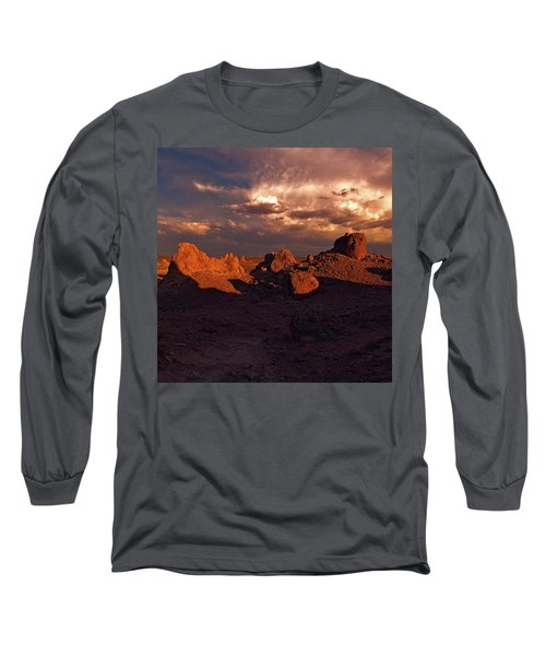 Pinnacles - May 2016 Long Sleeve T-Shirt