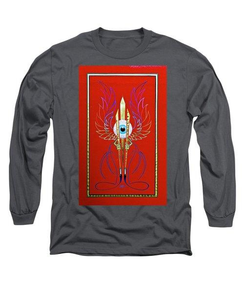 Pinstriper's Icon Long Sleeve T-Shirt