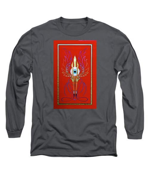 Pinstriper's Icon Long Sleeve T-Shirt