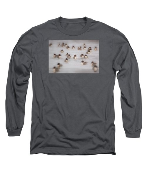 Pintail Repeat  Long Sleeve T-Shirt