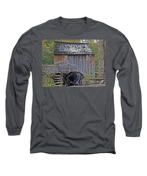 Pioneer Water Mill Long Sleeve T-Shirt
