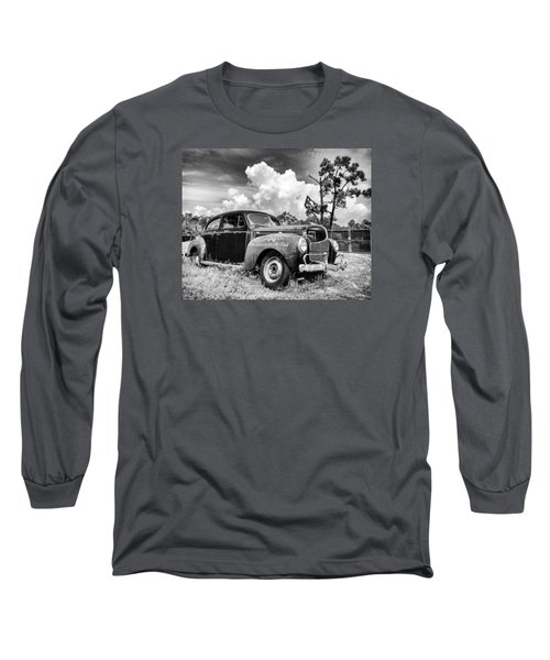 Pirate Dodge Long Sleeve T-Shirt