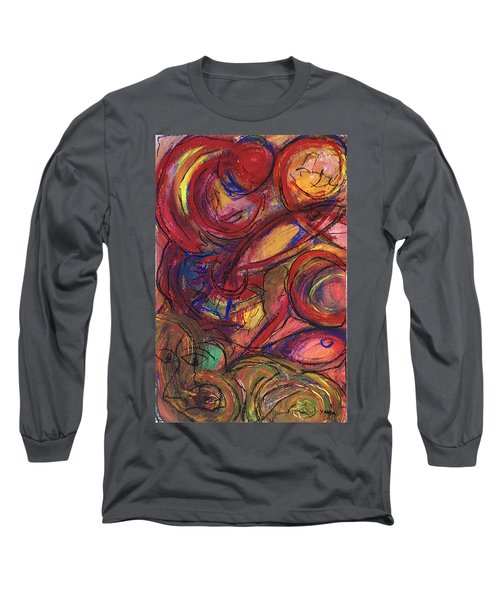 Pisces Symbalic Long Sleeve T-Shirt
