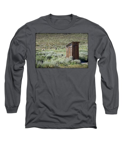 Pit Stop Long Sleeve T-Shirt