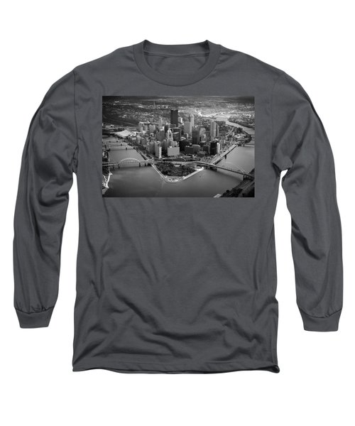 Pittsburgh 8 Long Sleeve T-Shirt