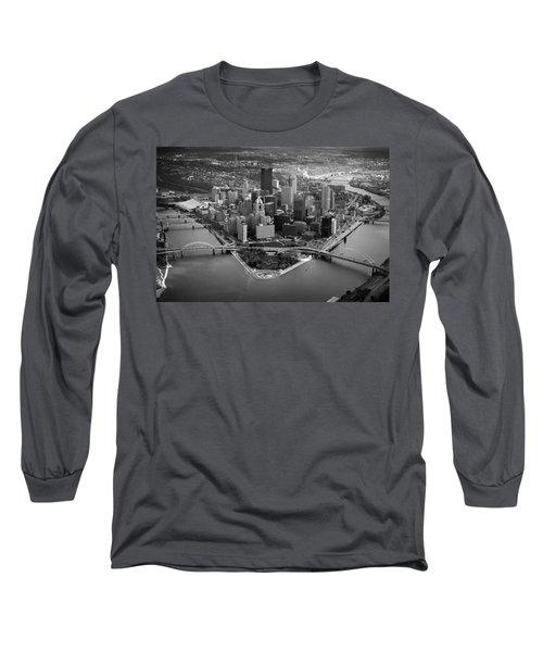 Pittsburgh 8 Long Sleeve T-Shirt