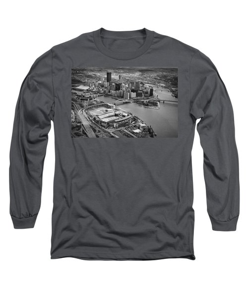 Pittsburgh 9 Long Sleeve T-Shirt