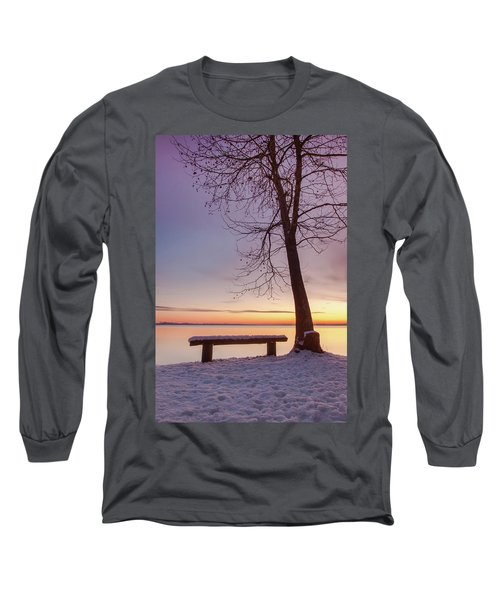 Place For Two Long Sleeve T-Shirt