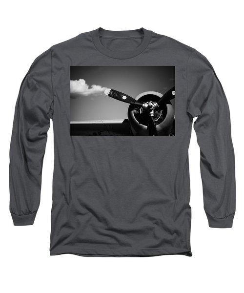 Plane Portrait 4 Long Sleeve T-Shirt