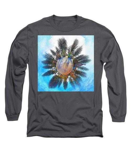 Planet Bourtange Long Sleeve T-Shirt