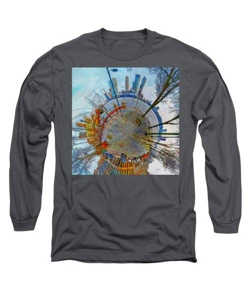 Planet Rotterdam Long Sleeve T-Shirt