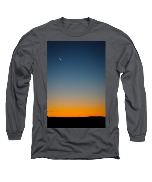 Planet Sunrise Long Sleeve T-Shirt