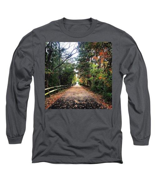 Planet Walk Long Sleeve T-Shirt