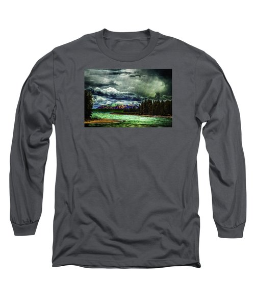 Planetary Infection Long Sleeve T-Shirt