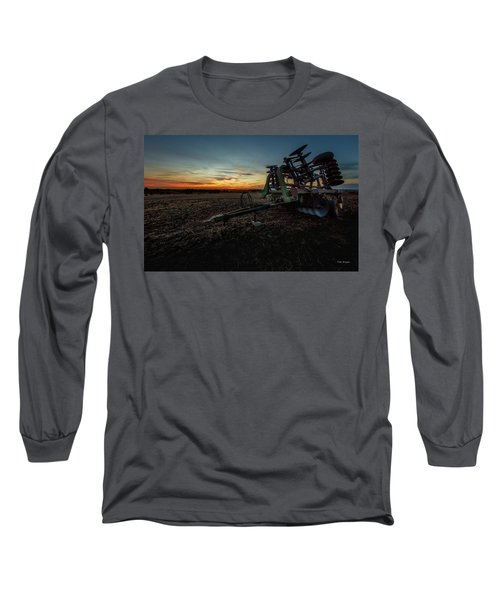 Planting Time Long Sleeve T-Shirt