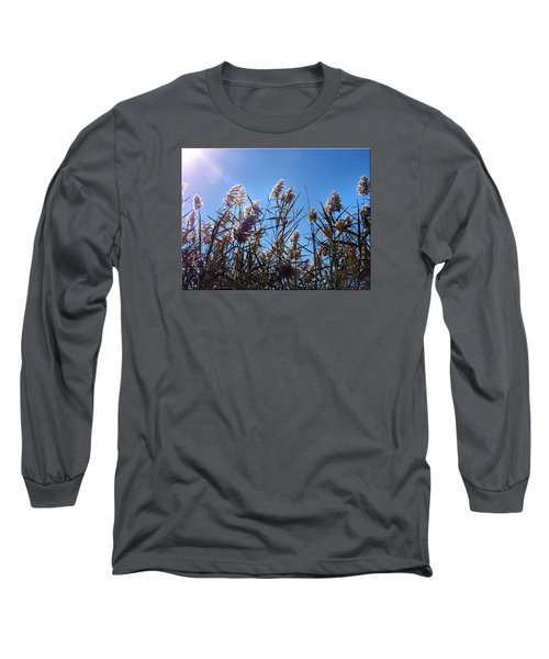 Plants Long Sleeve T-Shirt by Mikki Cucuzzo