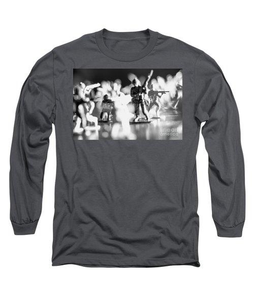 Plastic Army Men 2 Long Sleeve T-Shirt