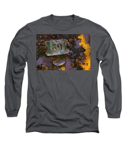 Plate 59 Long Sleeve T-Shirt