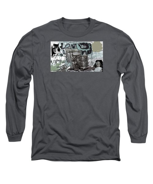 Playing On The Deck Long Sleeve T-Shirt