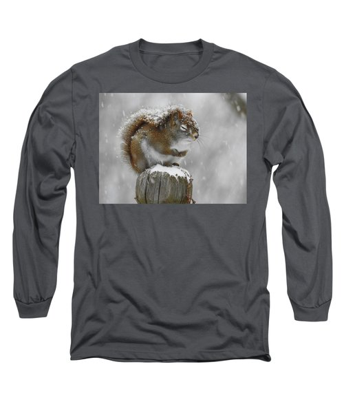 Please God Long Sleeve T-Shirt by Betty-Anne McDonald