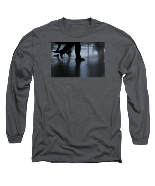 Please Hurry Long Sleeve T-Shirt