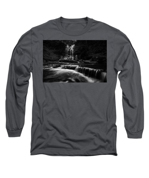 Plotter Kill Falls Long Sleeve T-Shirt