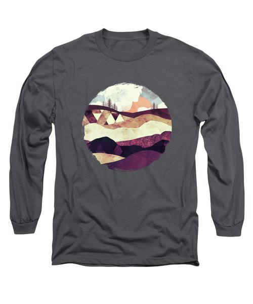 Plum Fields Long Sleeve T-Shirt